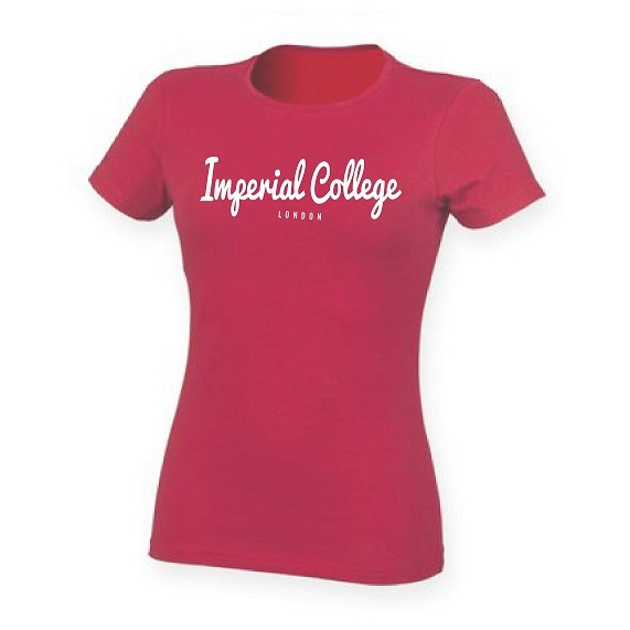 Imperial Pacifico T-Shirt in Red