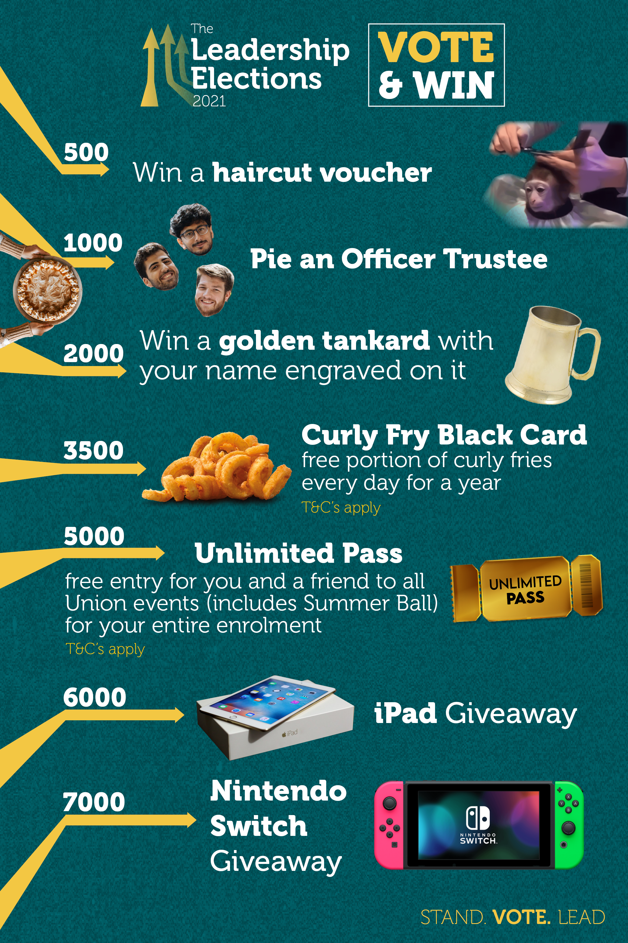 Voting incentives