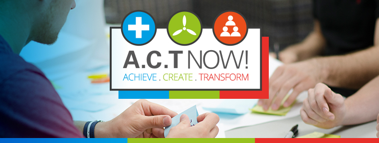 ACT Now! logo