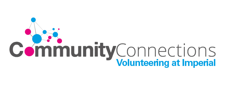 Community Connections Volunteering Logo