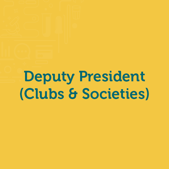 Deputy President (Clubs & Societies)