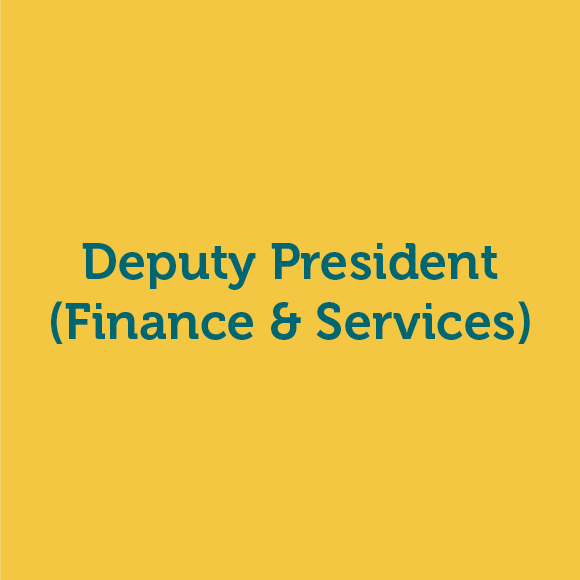 Deputy President (Finance & Services)