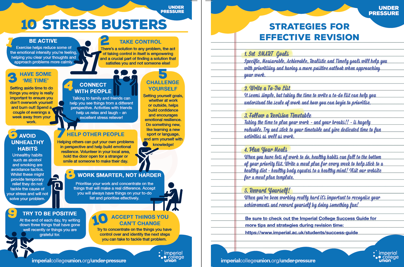 Watch 10 work stress busters video