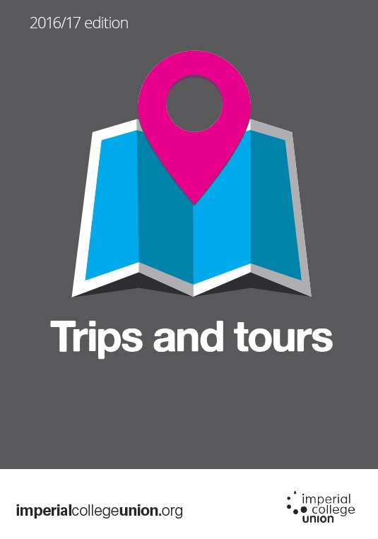 Trips and Tours front cover