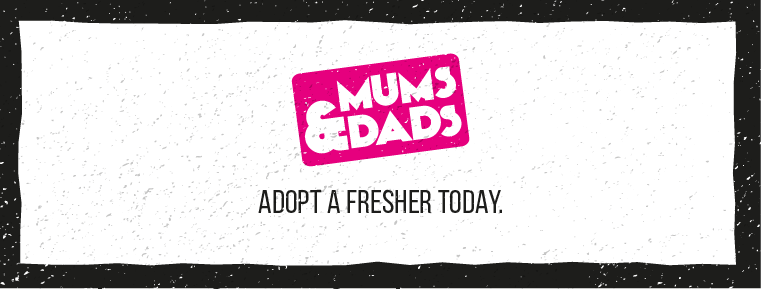 Mums & Dads - Adopt a Fresher Now