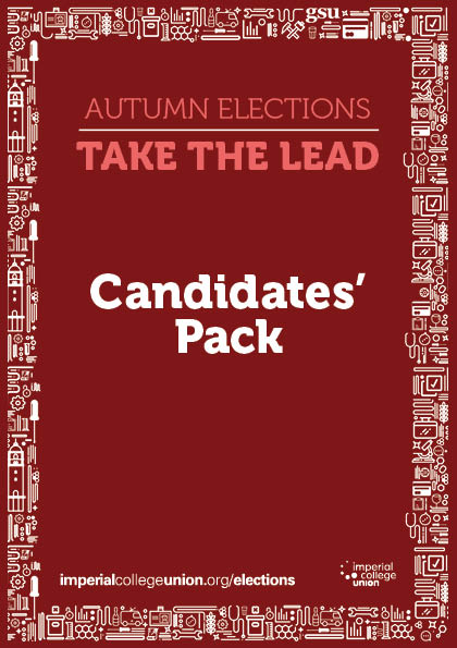 Autumn Elections Candidates' Pack 2016