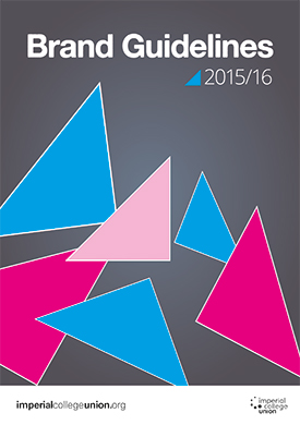 Brand Guidelines 2015/16 cover