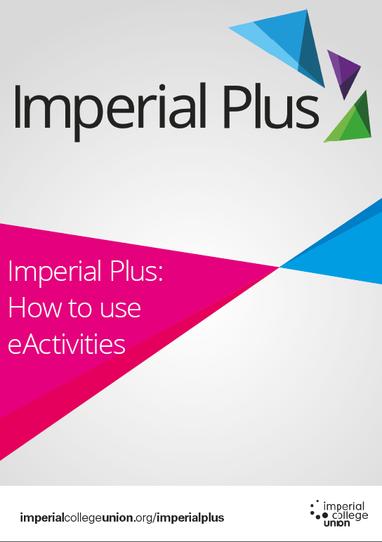 "Imperial Plus ""How to.."" eActivities Guide"