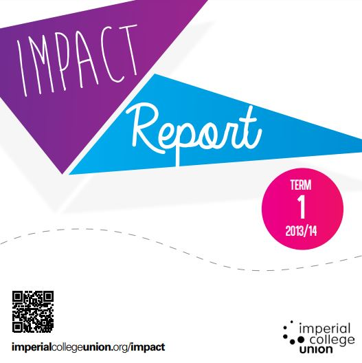 Impact Report 2013/14 Term One