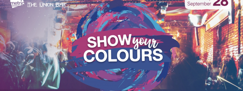 Show Your Colours 2019 Image