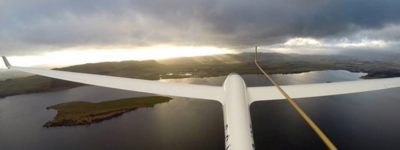 Daily Off-Site Glider Hire Image