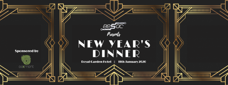 New Year's Dinner Tickets Image