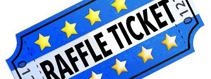 Single Raffle Ticket Image