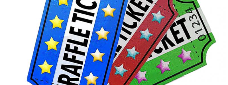 3 Raffle Tickets Image