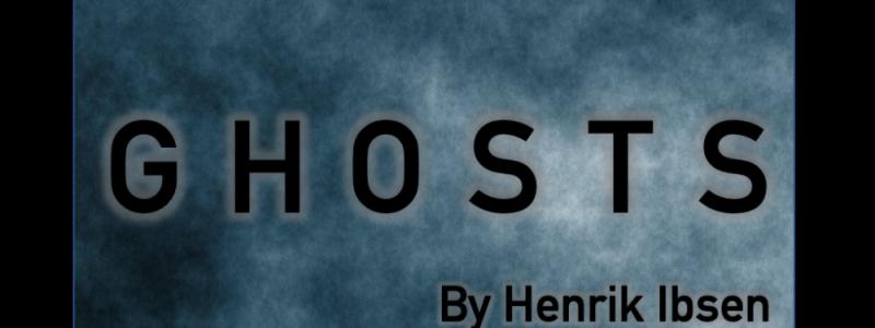 Ghosts - Wednesday 26/02/20 ticket Image
