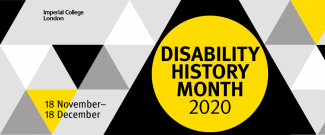 Disability History Month 2020