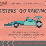 Sisters' Go-Karting Image