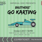 Brothers' Go-Karting Image