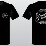 Funkology T-Shirt (BLACK) Image