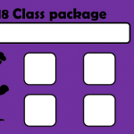 4 Class Package (Includes Choreo and Foundation Classes) Image