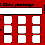 9 Class Package (Includes Choreo and Foundation Classes) Image