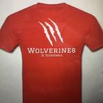 Dodgeball Club Tshirt Image