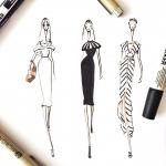 Fashion Illustration Class (Single) Image