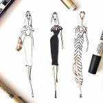 Fashion Illustration 4-Class Package Image