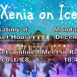 Xenia Ice Skating Ticket Image