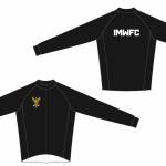 IMWFC Stash Jacket with initials under crest  Image