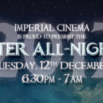 Imperial Cinema Winter All-Nighter 2017 Image