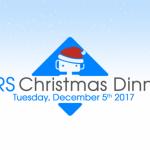ICRS Christmas dinner Image