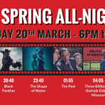 Imperial Cinema Spring All-Nighter 2018 Image
