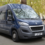 Minibus Induction tests April 2018 Image