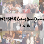 BMS/BMB End of Year Dinner (non-drinking ticket) Image