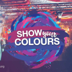 Mingle - 'Show Your Colours' 30th September Image