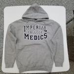 Imperial College Medics Hoodie - Grey Image