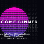 Welcome Dinner Image