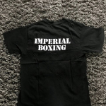 Boxing Members' T-Shirt Image