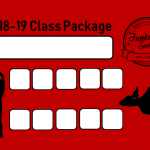 Class Package - 10 Classes Image