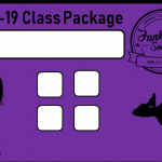 Class Package - 4 Classes Image