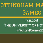 Bus to Nottingham Games 2018 Image