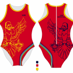 ICSM Water Polo Women's Kit Image