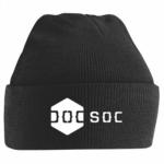 DoCSoc Beanie Image