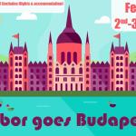 Gabor Budapest Trip Image