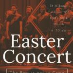 ICGC Easter Concert Ticket Image