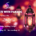 A Date With PakSoc Image