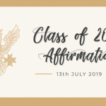 Class of 2019 Affirmation Graduate Tickets Image