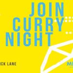 Curry Night Ticket Image