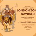 NHSF London Zone Navratri - MEMBERS Image